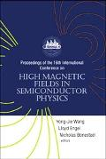 High Magnetic Fields in Semiconductor Physics Proceedings Of The 16th Internatioal Conferenc...