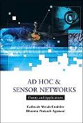 Ad Hoc & Sensor Networks Theory And Applications