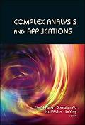 Complex Analysis And Applications