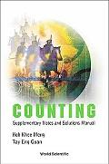 Counting Supplementary Notes And Solutions Manual