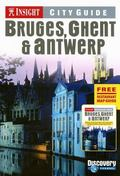 Insight City Guide Bruges,ghent,antwerp
