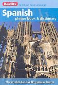 Berlitz Spanish Phrase Book