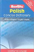 Polish Berlitz Concise Dictionary