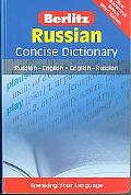 Russian Berlitz Concise Dictionar