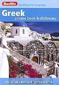 Greek Berlitz Phrase Book
