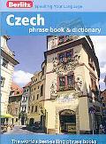 Czech Berlitz Phrase Book