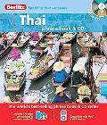 Berlitz Thai Phrase Book with CD (Audio)