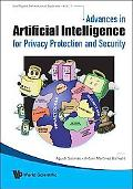 Advances in Artificial Intelligence for Privacy Protection and Security (Intelligent Informa...