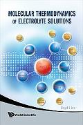 Molecular Thermodynamics of Electrolyte Solutions with CDROM