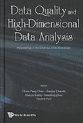 Data Quality and High-Dimensional Data Analysis: Proceedings of the DASFAA 2008 Workshops