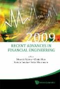 Recent Advances in Financial Engineering 2009: Proceedings of the Kier-tmu International Wor...