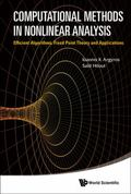 Computational Methods in Nonlinear Analysis : Efficient Algorithms, Fixed Point Theory and A...