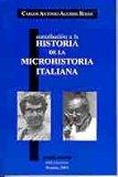 Contribución a la historia de la microhistoria italiana.-- ( Protextos )