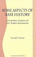 Some Aspects of Bari Culture