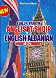 English-Albanian Handy Dictionary (English and Albanian Edition)