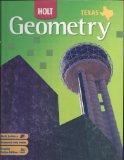 Texas Holt Geometry Teacher Preview Copy