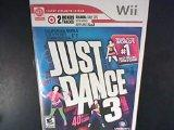 Just Dance 3 Exclusive Edition (Includes 2 Bonus Tracks)