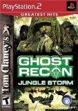 Tom Clancy's Ghost Recon Jungle Storm - PlayStation 2