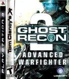 Tom Clancy's Ghost Recon Advanced Warfighter 2 - Playstation 3