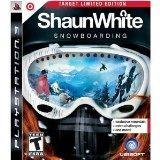 SHAUN WHITE SNOWBOARD:TARG [PlayStation 3]