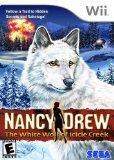 Nancy Drew White Wolf Icicle