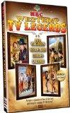 NBC Western TV Legends - 4 of the first episodes of the longest running TV Westerns! The Vir...