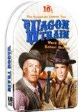 Wagon Train: Season 2 in a Collectible Embossed Metallic Tin! 10 DVD Set!