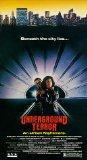 Underground Terror [VHS]