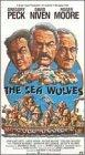 Sea Wolves [VHS]