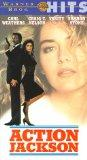 Action Jackson [VHS]