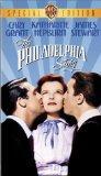 The Philadelphia Story [VHS]