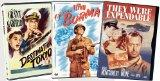 World War II 3-Pack (Destination Tokyo / Objective Burma / They Were Expendable)