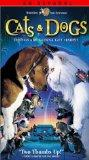 Cats & Dogs [VHS]
