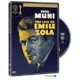 Life of Emile Zola, The DVD