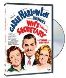 Wife Vs. Secretary DVD (1936) Clark Gable - Myrna Loy - Jean Harlow