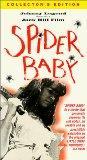 Spider Baby [VHS]