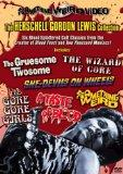 The Herschell Gordon Lewis Collection (The Gore Gore Girls / A Taste of Blood / She-Devils o...