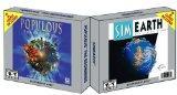 Populous / Sim Earth (Jewel Case) - PC