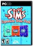 The Sims Expansion Three-Pack Volume 1: Unleashed / Superstar / House Party