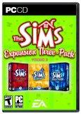The Sims Triple Expansion Collection, Vol 2: Hot Date / Vacation / Makin' Magic