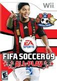 FIFA Soccer 09 All-Play - Nintendo Wii
