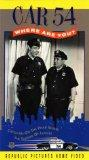 Car 54, Where are You? Vol. 6 - Catch Me on the Paar Show / The Taming of Lucille [VHS]