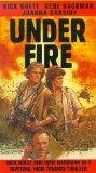 Under Fire [VHS]