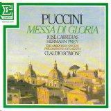 Giacomo Puccini - Messa Di Gloria Carreras Prey (Erato)