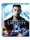 I, Robot (Two-Disc Combo: Blu-ray 3D/ Blu-ray + DVD)