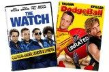 The Watch / Dodgeball (Two-Pack)