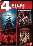 Abraham Lincoln Vampire Hunter / Predators / Raven