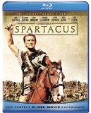 Spartacus (50th Anniversary Edition) [Blu-ray]