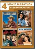 4 Movie Marathon: Classic Western Collection (Albuquerque / Whispering Smith / The Duel at S...