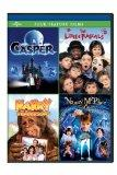 Casper / The Little Rascals / Harry and the Hendersons / Nanny McPhee Four Feature Films